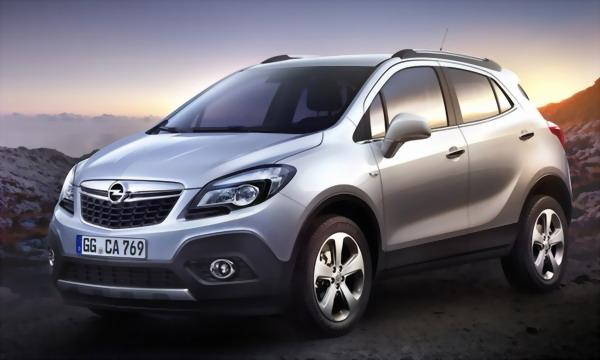 В Беларуси начали собирать Opel Mokka