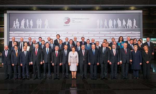 Опубликована итоговая декларация саммита «Восточного партнерства»