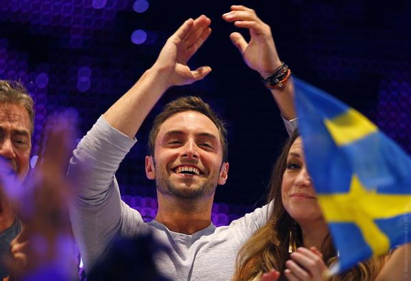 Победителем «Евровидения-2015» стал шведский певец Монс Зелмерлёв