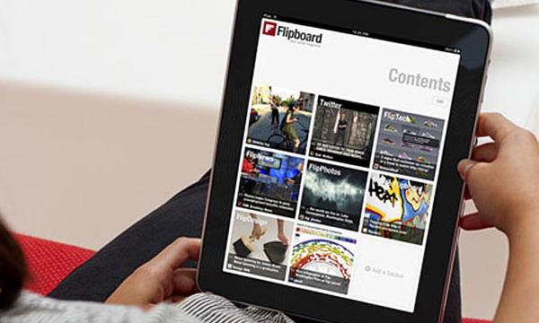 Twitter может купить новостной агрегатор Flipboard
