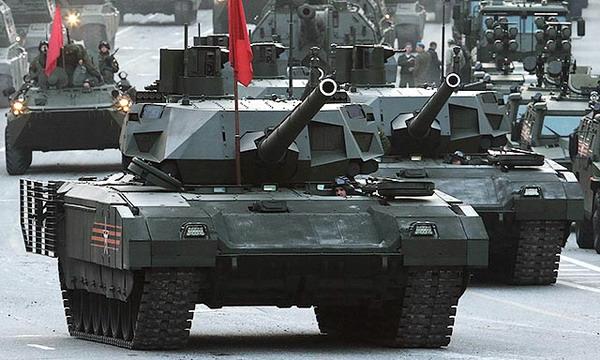 Die Welt: идея танка «Армата» разрабатывалась в Германии 30 лет назад