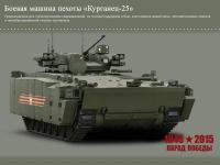 Боевая машина пехоты Курганец-25
