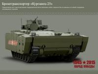Бронетранспортер Курганец-25