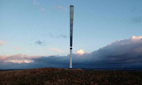 В Испании изобрели ветряные турбины без лопастей