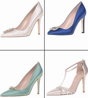 Сара Джессика Паркер создала свадебную коллекцию обуви