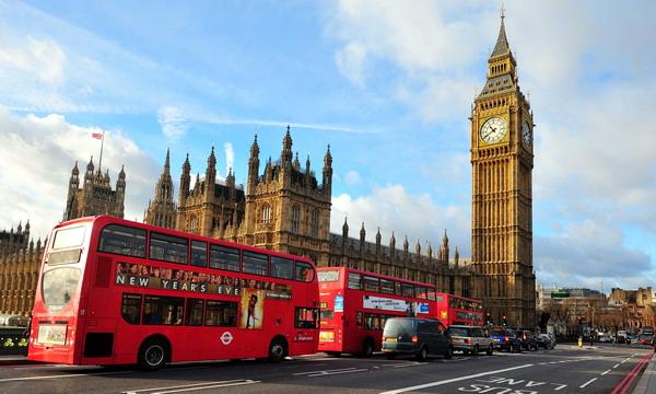 Лондон - самый популярный туристический город в мире