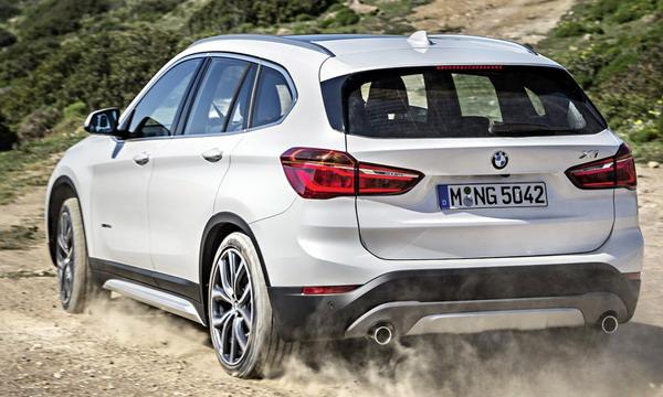 БМВ представила новое поколение BMW X1