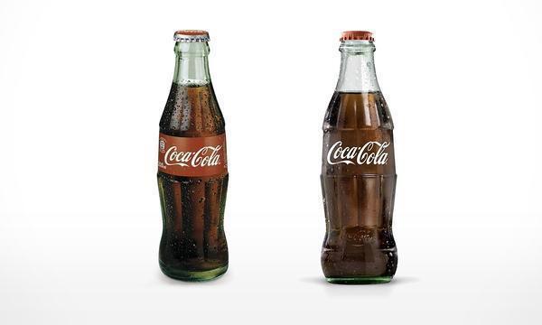 Coca-Cola представила новый дизайн бутылки для Испании