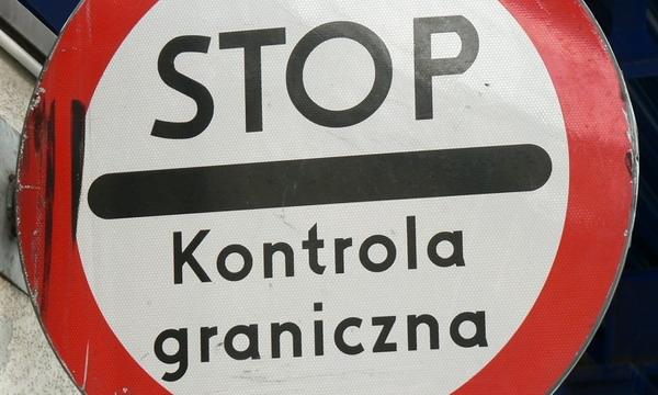 На польской границе будут брать отпечатки пальцев