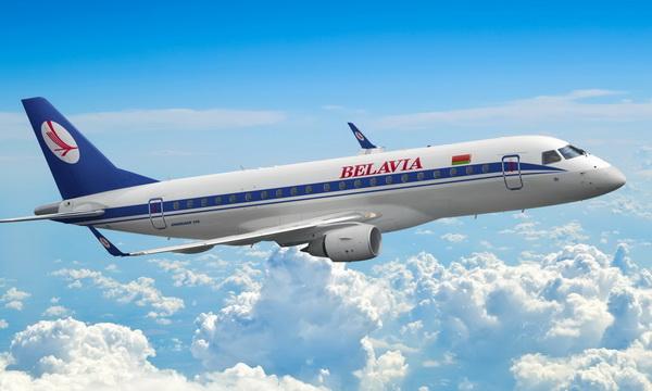 «Белавиа» откроет рейс из Минска в Палангу