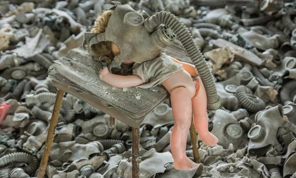 30 лет назад произошла чернобыльская катастрофа