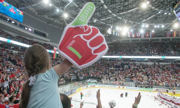 Беларусь и Латвия подали совместную заявку на проведение ЧМ-2021 по хоккею