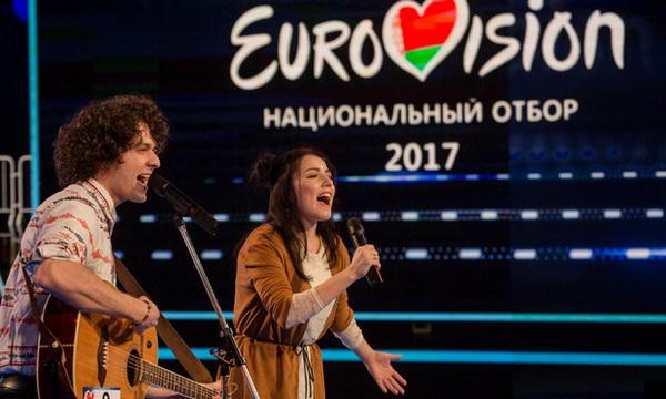 Группа NAVIBAND представит Беларусь на «Евровидении-2017»