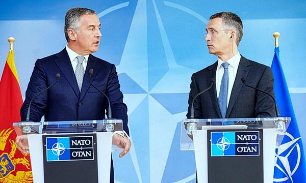 Черногория станет членом НАТО к следующему саммиту альянса