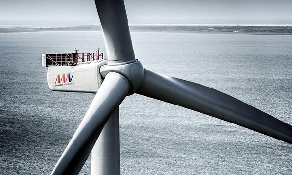 В Дании испытали самую крупную в мире ветряную турбину