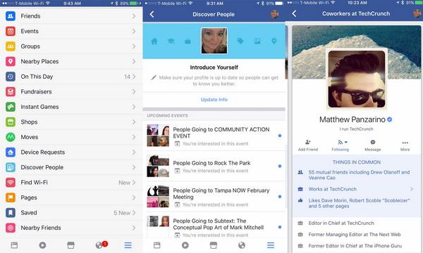 Facebook запускает сервис знакомств