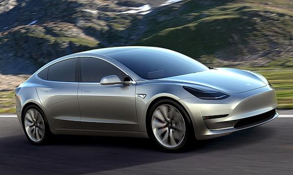 Массовое производство Tesla Model 3 начнётся в сентябре