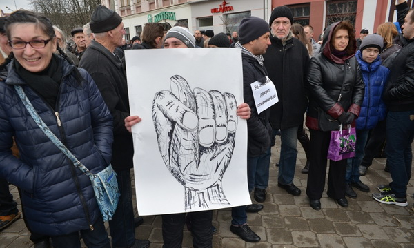«Марши нетунеядцев» проходят в разных городах Беларуси