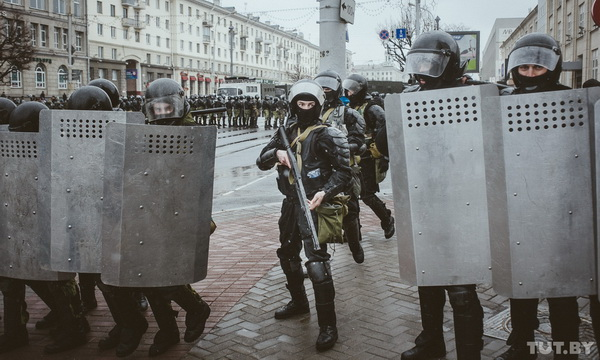 День Воли — 2017 в Минске