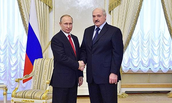 Беларусь вернет России долг за газ в 700 млн долларов