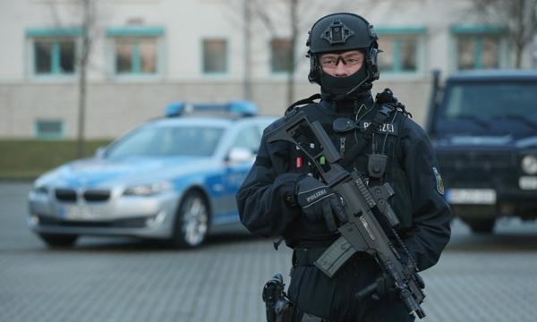 Россиянина задержали в Берлине в связи с подготовкой теракта
