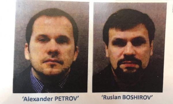 Россию официально обвинили в покушении на Скрипалей