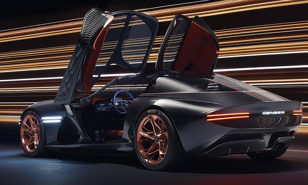 Essentia станет самым дорогим серийным автомобилем Genesis