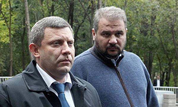 Сбежавшего в Россию соратника Захарченко обвинили в захвате бизнеса
