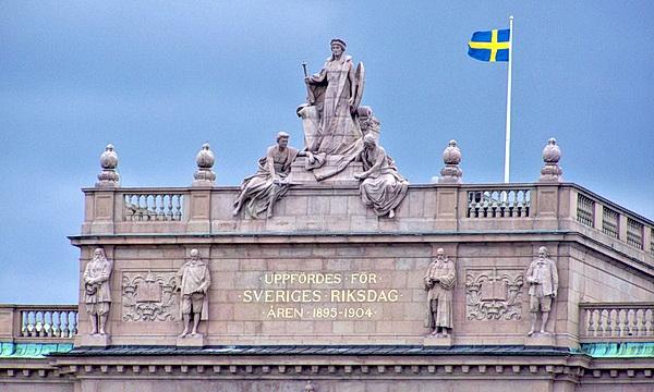 Шведские националисты получили рекордную поддержку на выборах в парламент