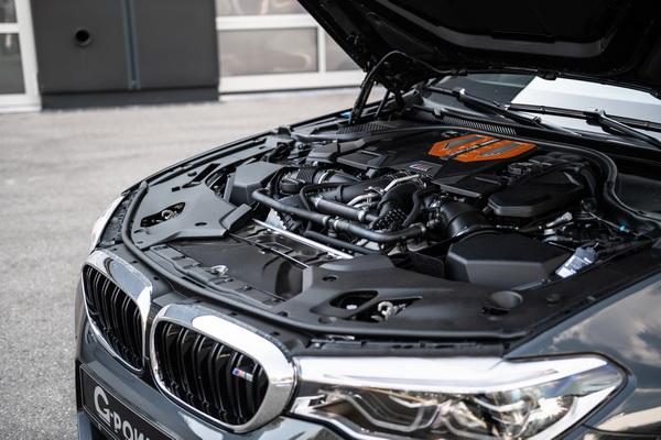 G-Power представило 800-сильный BMW M5 F90