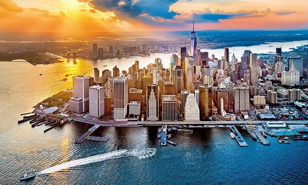 """Названы самые """"влиятельные"""" города мира"""