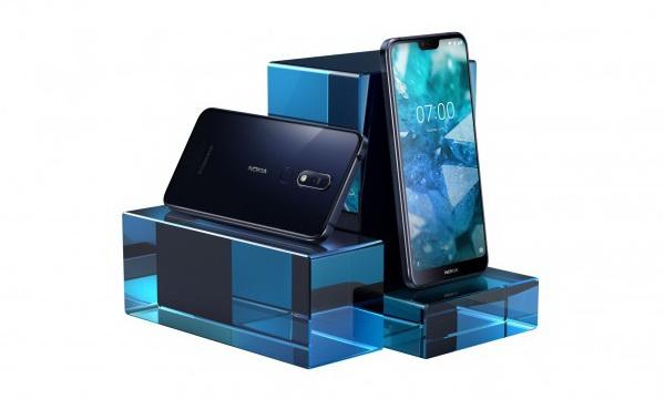 Представлен новый Nokia 7.1