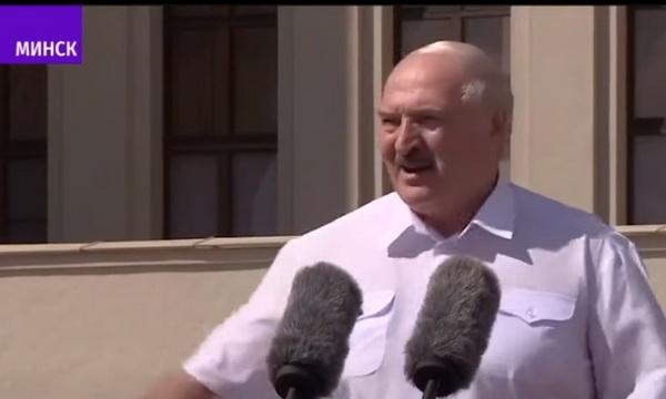 На МЗКТ Лукашенко встретили криками «Уходи!»