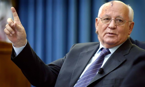 Горбачёв поддержал протестующих в Беларуси: «Молодцы белорусы»