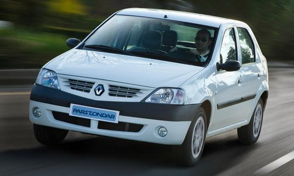 Иран возобновит выпуск старого Renault Logan