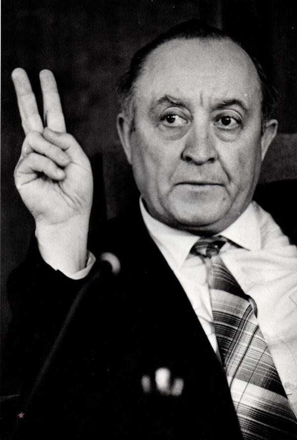 Умер первый премьер-министр Беларуси Вячеслав Кебич